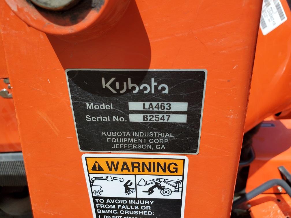 Used 2010 Kubota L3400