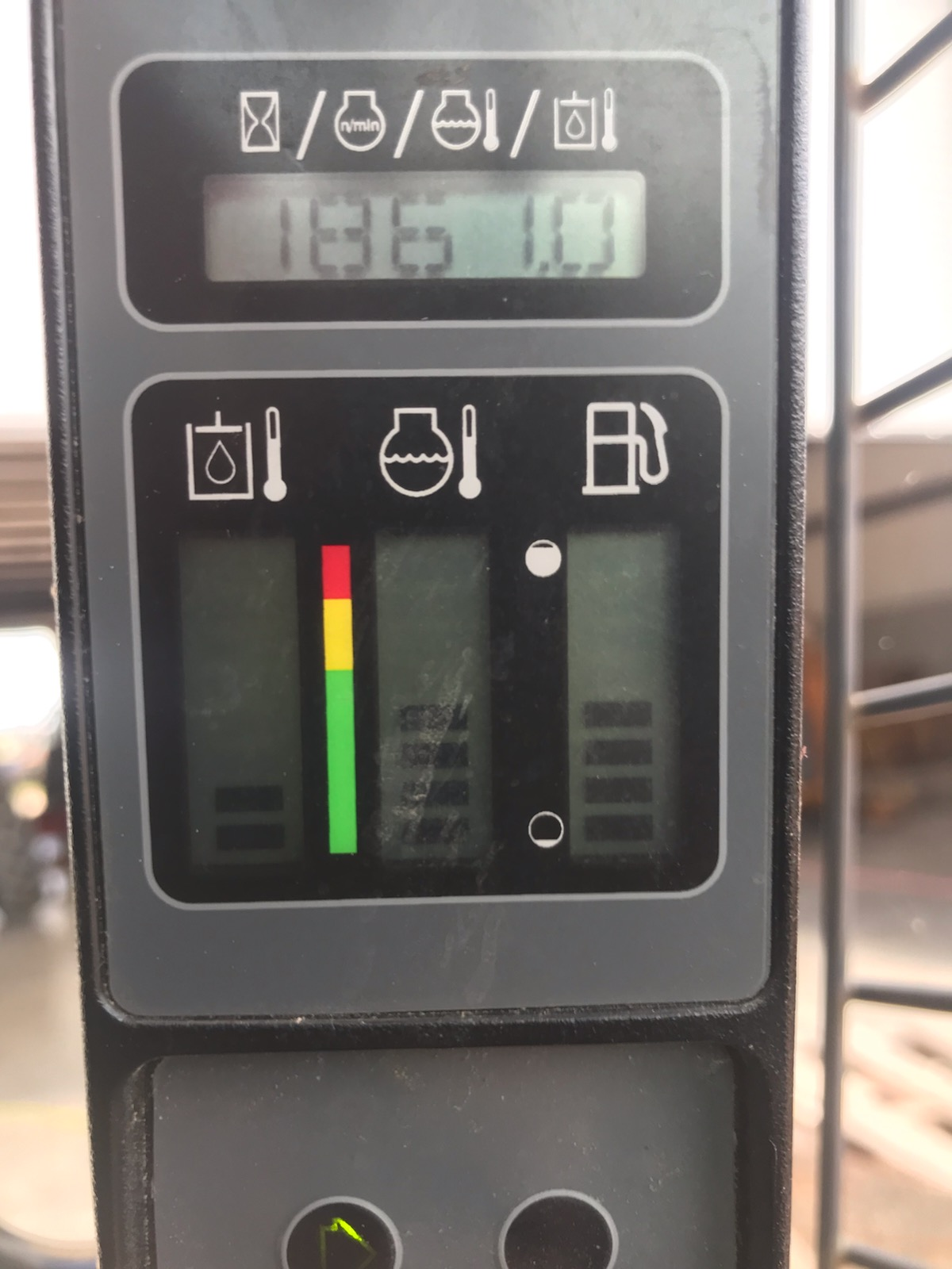 A Close Up Of A Parking Meter